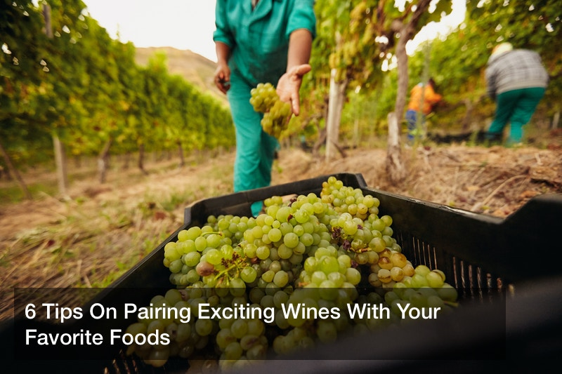 6 Tips On Pairing Exciting Wines With Your Favorite Foods post thumbnail image